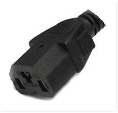 C13 variant laad connector