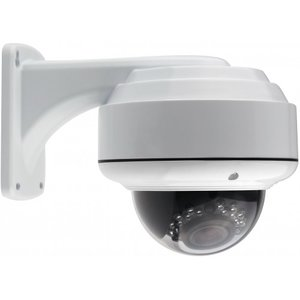 Full HD IP camera met Sony CCD, 2.1MP 1080p bewakingscamera, beveiligingscamera, video beveiliging, vandaalbestendig, CPC415IP, SDkaart