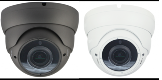 Full HD IP dome camera met Sony CCD, 2.4MP 1080p bewakingscamera, beveiligingscamera, video beveiliging varifocal CPC412IP2, SDkaart